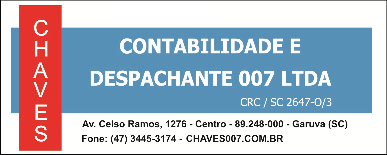 CONTABILIDADE CHAVES E DESPACHANTE 007